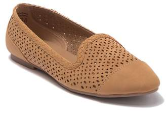 Call it SPRING Louvar Cutout Loafer