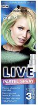 Schwarzkopf LIVE Pastel Spray Mint Green