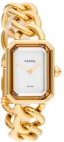 Chanel Première Chain Watch