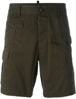 DSQUARED2 cargo shorts - men - Cotton - 42