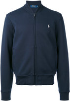 Polo Ralph Lauren bomber jacket sweater