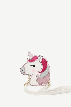 Ardene Unicorn Crossbody Bag