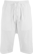 MHI Men's Summer Long Shorts Optic White