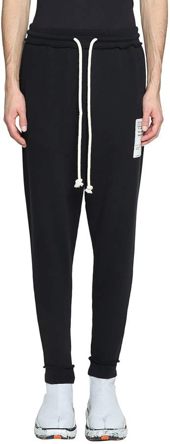 Maison Margiela Stereotype Cotton Sweatpants