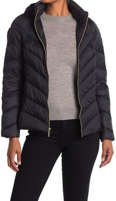 MICHAEL Michael Kors Short Packable Puffer Jacket