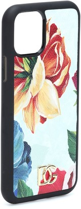 Dolce & Gabbana Floral iPhone X/XS case