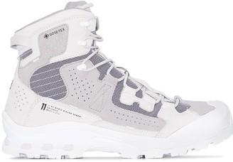 Boris Bidjan Saberi Grey Slab Boot 2 GTX sneaker boots