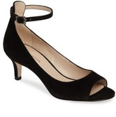 Pelle Moda Women's Bey Open Toe Pump