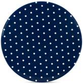 Kate Spade Raise a Glass Collection Blue Polka Dot Salad/Accent Plate, A Macy's Exclusive