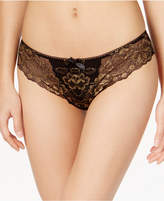 Hanky Panky Rose D'Or Embroidered Brief 6Y2163