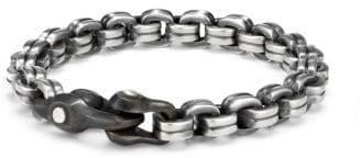 David Yurman Anvil Chain Bracelet, 9.5Mm