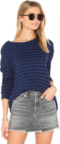 Velvet by Graham & Spencer Ciarda Stripe Sweater