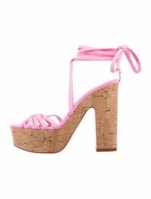 Alchimia di Ballin Sandals Pink