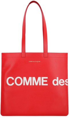 Comme des Garcons Huge Leather Tote
