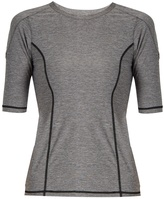 The Upside Lolana panelled-seam performance T-shirt