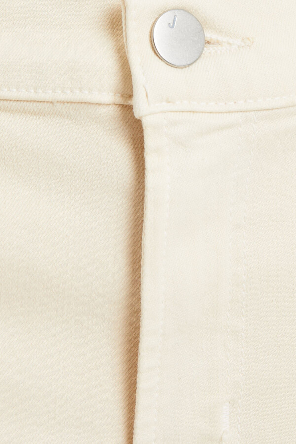 Thumbnail for your product : J Brand Cropped Coated High-rise Skinny Jeans
