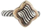 David Yurman Quatrefoil Ring