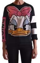 Pinko Women's Multicolor Cotton Sweatshirt.