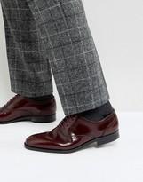 Paul Smith Gilbert Hi Shine Oxford Brogue Shoes