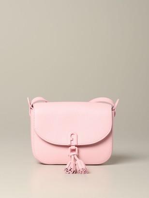 Furla 1927 Shoulder Bag In Textured Leather