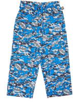 Intimo Blue Camo Batman Pajama Bottoms - Boys