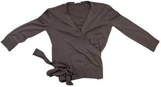 Chloé Brown Wool Knitwear for Women