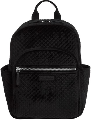 Vera Bradley Velvet Small Backpack