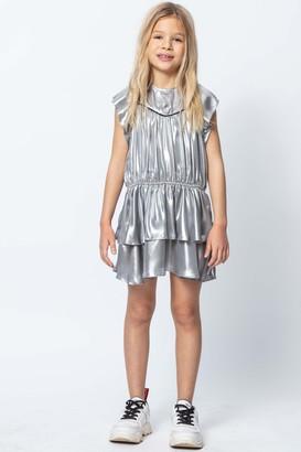Zadig & Voltaire Kids' Freja Dress