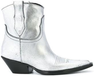Maison Margiela mid-calf Western boots