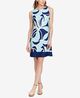 American Living Printed Jacquard Dress