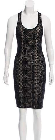 Givenchy Lace Bodycon Dress