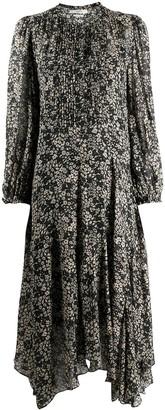 Etoile Isabel Marant Floral-Print Midi Dress