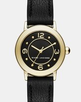 Marc Jacobs Riley Black Analogue Watch