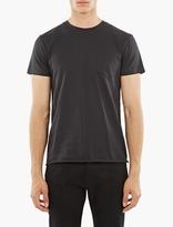 A.p.c. Black Cotton T-shirt