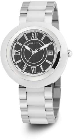Alor CAVO Black Dial 37mm Womens Watch