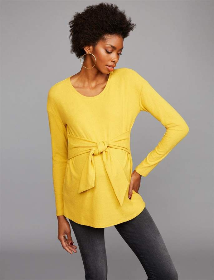 0221b727a51ff Yellow Maternity Clothes on Sale - ShopStyle