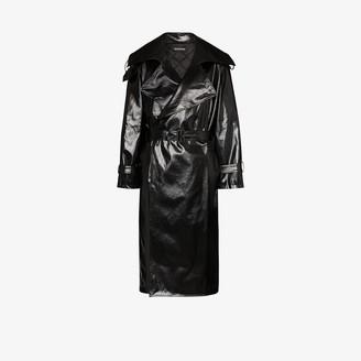 Balenciaga Incognito trench coat