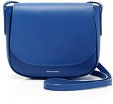 Mansur Gavriel Royal Blue Mini Crossbody Bag