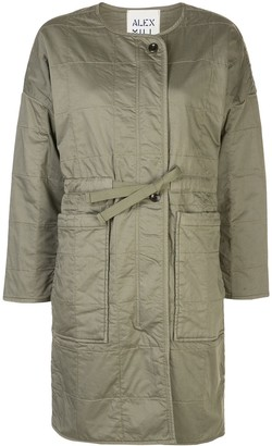 Alex Mill Quilted Oversized Jacket