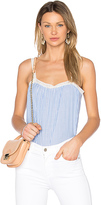 Joie Destona Cami in Blue. - size L (also in M)