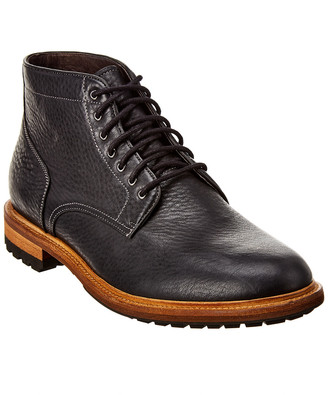 Warfield & Grand Crest Leather Boot