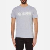 Michael Kors Men's Printed Kors Graphic TShirt - Heather Grey