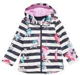 Joules Fleece Lined Rain Jacket