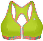 Shock Absorber High Support Zipped Plunge Sports Bra
