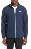 Under Armour Men's Windstrike Regular Fit Windbreaker Jacket