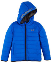 Under Armour Boys 2-7 Hooded Puffer Jacket