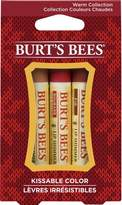 Burt's Bees Kissable Warm Holiday Gift Set, 3 Count