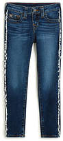 True Religion Toddler/Little Kids Fringe Casey Super Skinny Jean