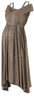 Isabella Oliver Marie Sequin Maternity Dress