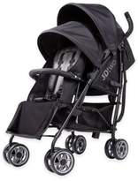 Summer Infant 3Dtwo Double Convenience Stroller in Black